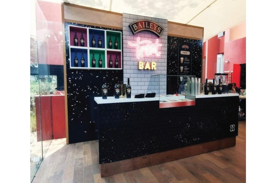 Baileys Treat Bar experiencias únicas para fiestas