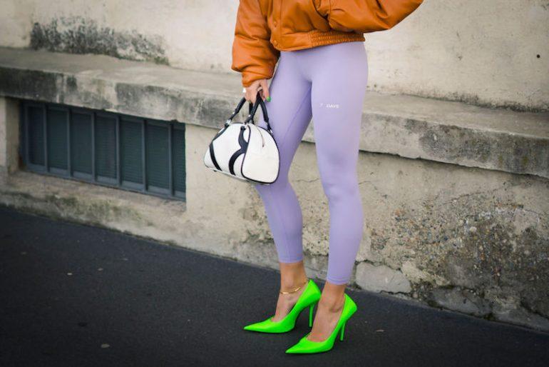 Cómo usar leggings Otoño 2020