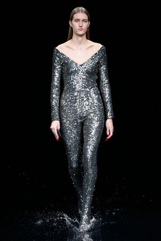 Cómo usar leggings Otoño 2020 Balenciaga