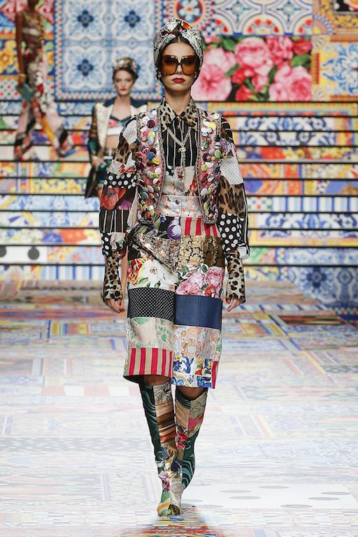 Dolce & Gabbana SS 21 look