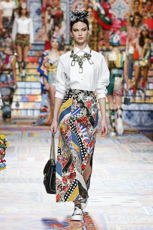 Dolce & Gabbana SS 21 pasarela