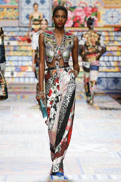 Dolce & Gabbana SS 21 show