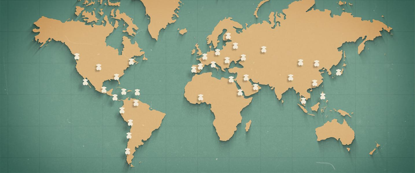 Oso Documental de TOUS - mapa