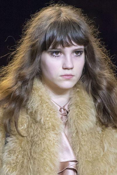 Peinados Otoño 2020 Celine