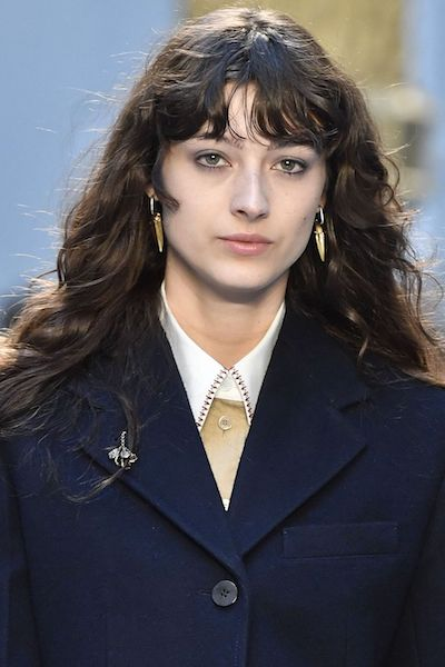 Peinados Otoño 2020 Chloé
