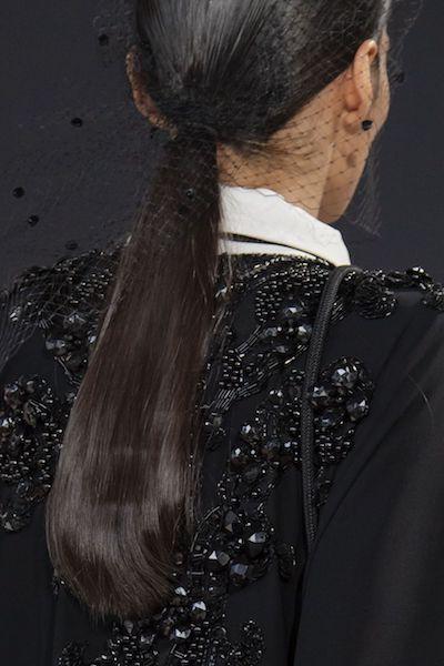 Peinados Otoño 2020 Elie Saab