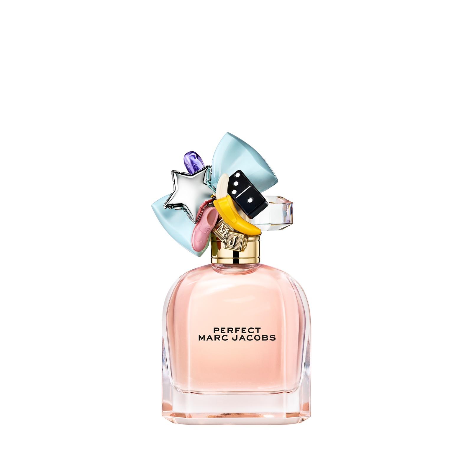 Perfumes para eliminar la ansiedad Marc Jacobs