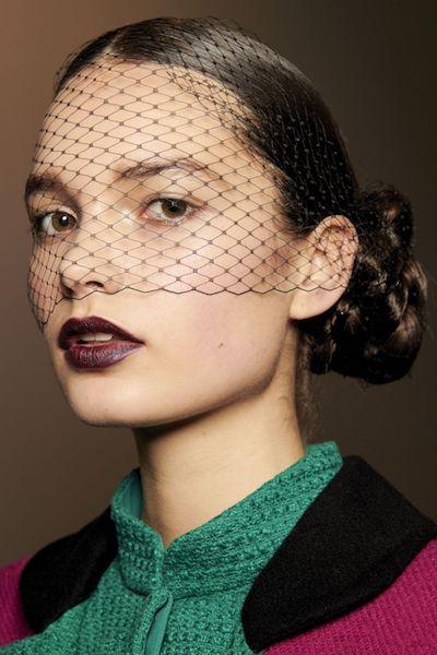 Tendencias de maquillaje otoño 2020 gótico