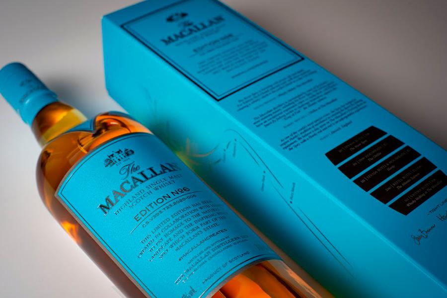 The Macallan Edition No.6, el whisky que evoca la naturaleza