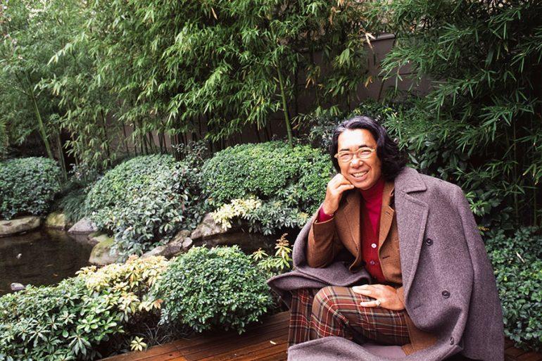 Hasta siempre, Kenzo Takada. El diseñador muere a los 81 años