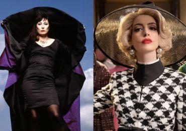 Anne Hathaway Anjelica Huston Las Brujas