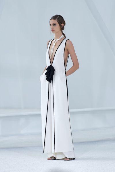 chanel Primavera Verano 2021 vestido