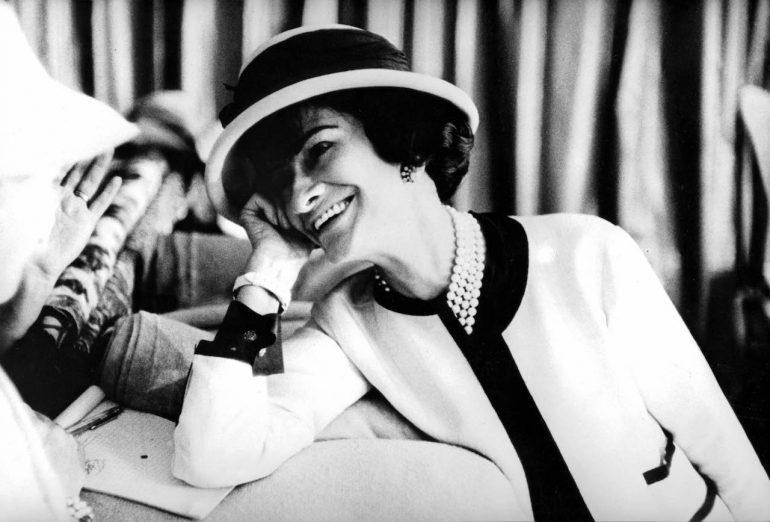 Exposición de Chanel en París - Coco Chanel