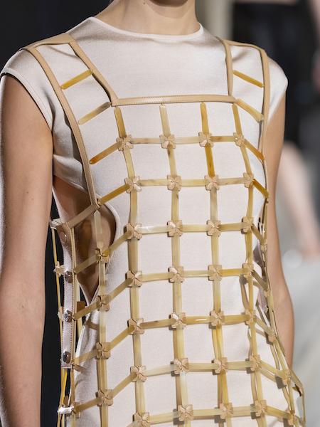 Hermès Primavera Verano 2021 malla