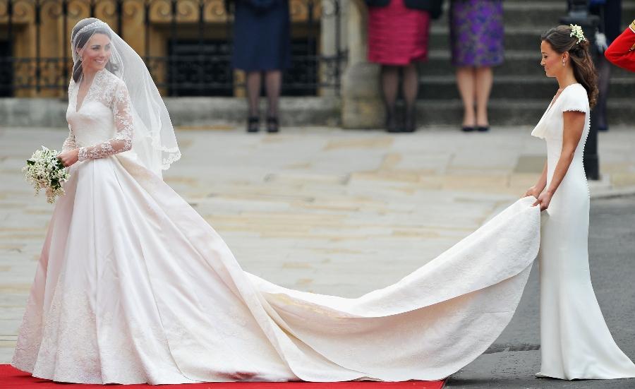 Kate Middleton y Pippa Middleton