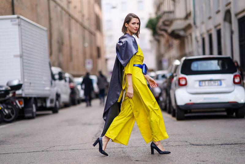Significado de los colores en tu ropa amarillo