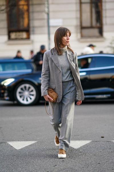 Significado de los colores en tu ropa gris