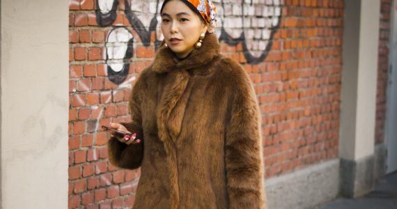 Cómo usar abrigos de fur 2020 2021