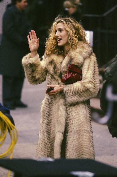 Cómo usar abrigos de fur 2020 2021 SJP