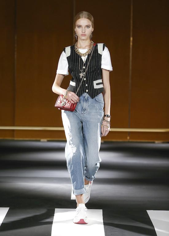 Dolce & Gabbana Digital Show 1 Diseños