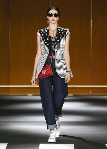 Dolce & Gabbana Digital Show 1 Estructuras