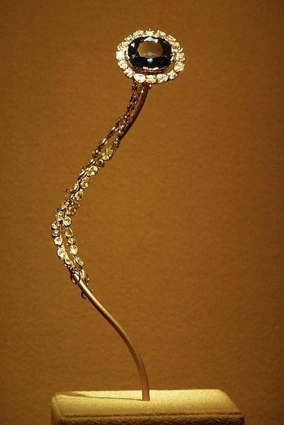 Las joyas más caras del mundo - Diamante Hope