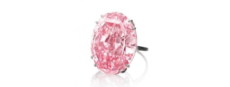 Las joyas más caras del mundo - pink star