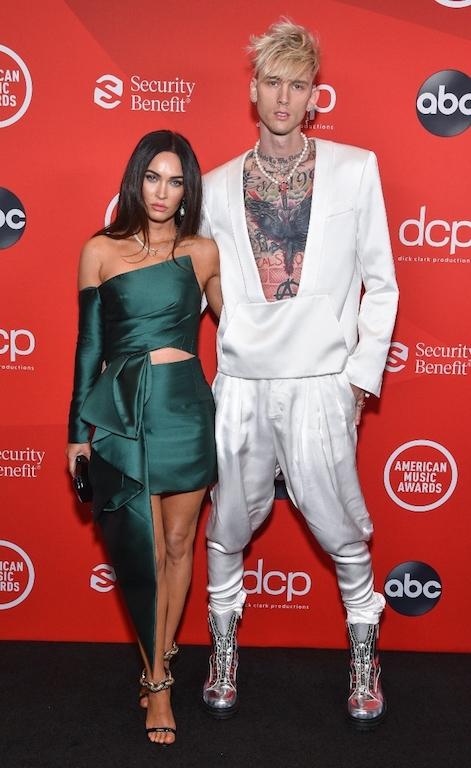 Los mejores looks de los American Music Awards 2020 Megan Fox
