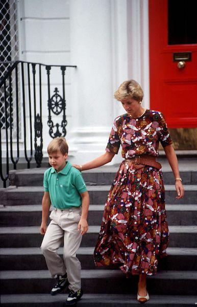 Mejores vestidos de Lady Di - setentas