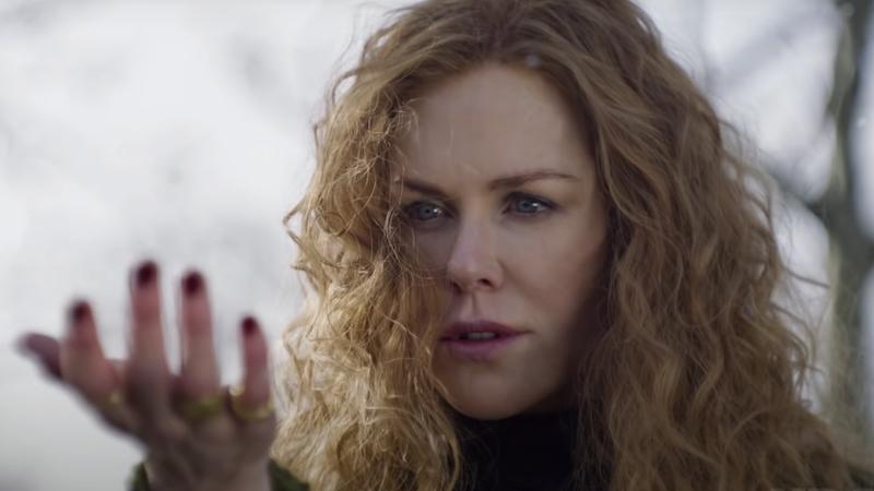 Nicole Kidman The Undoing Escenas