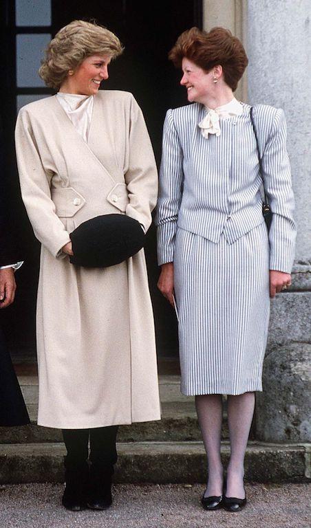 Qué pasó con la hermana de la princesa Diana spencer