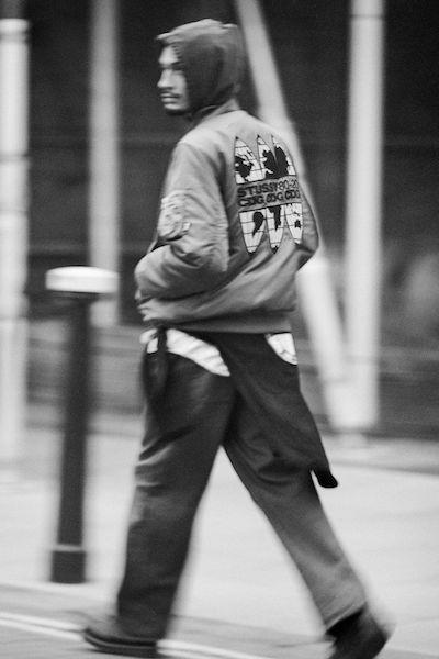 Stüssy Comme des Garçons hoodie