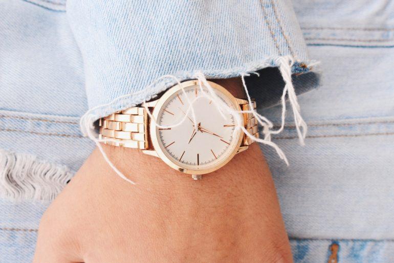 cómo elegir reloj para mujer
