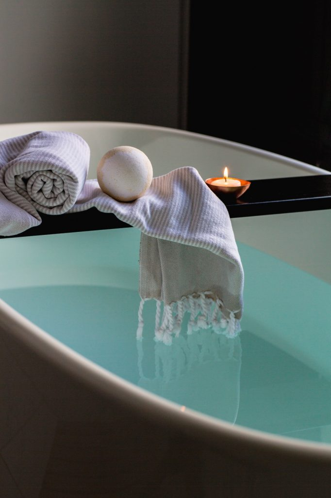 cómo hacer una spa en casa