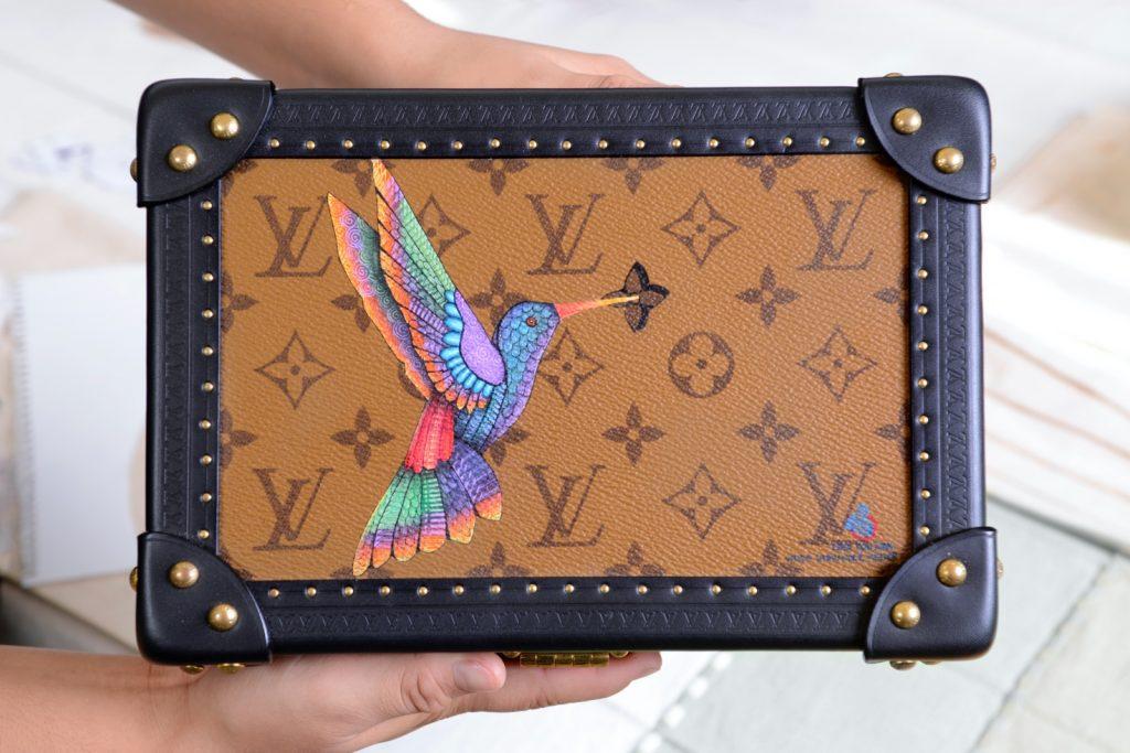 Louis Vuitton artesanos oaxaca