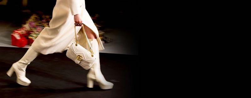 Mejores marcas de lujo de 2020 botas Gucci