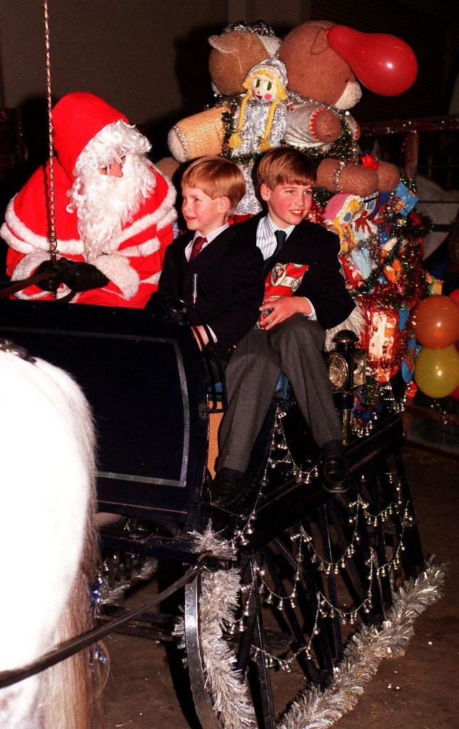 Navidad Familia Real