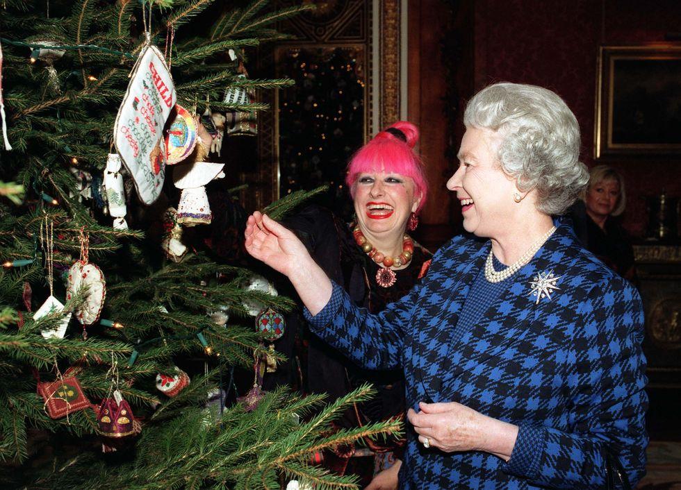 fotos de navidad de la realeza adornos