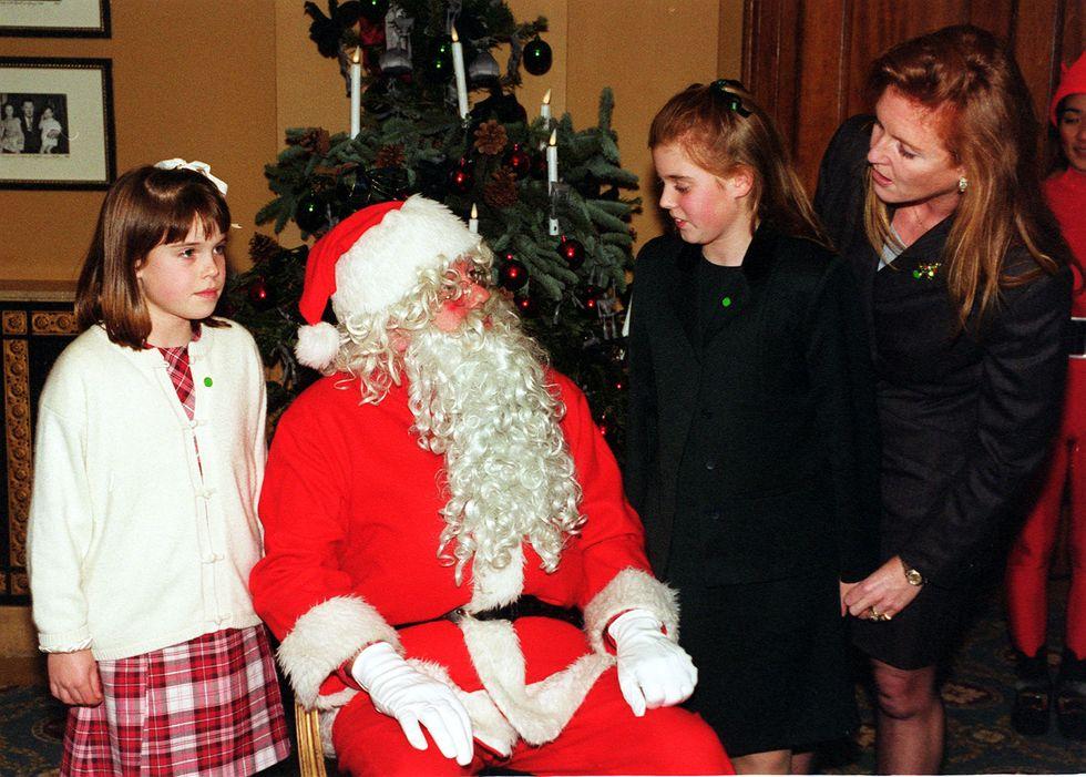 fotos de navidad de la realeza fiesta
