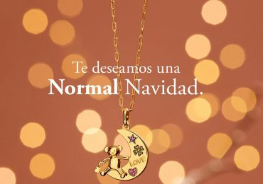 Una Normal Navidad. Eso lo que necesitamos, según Tous