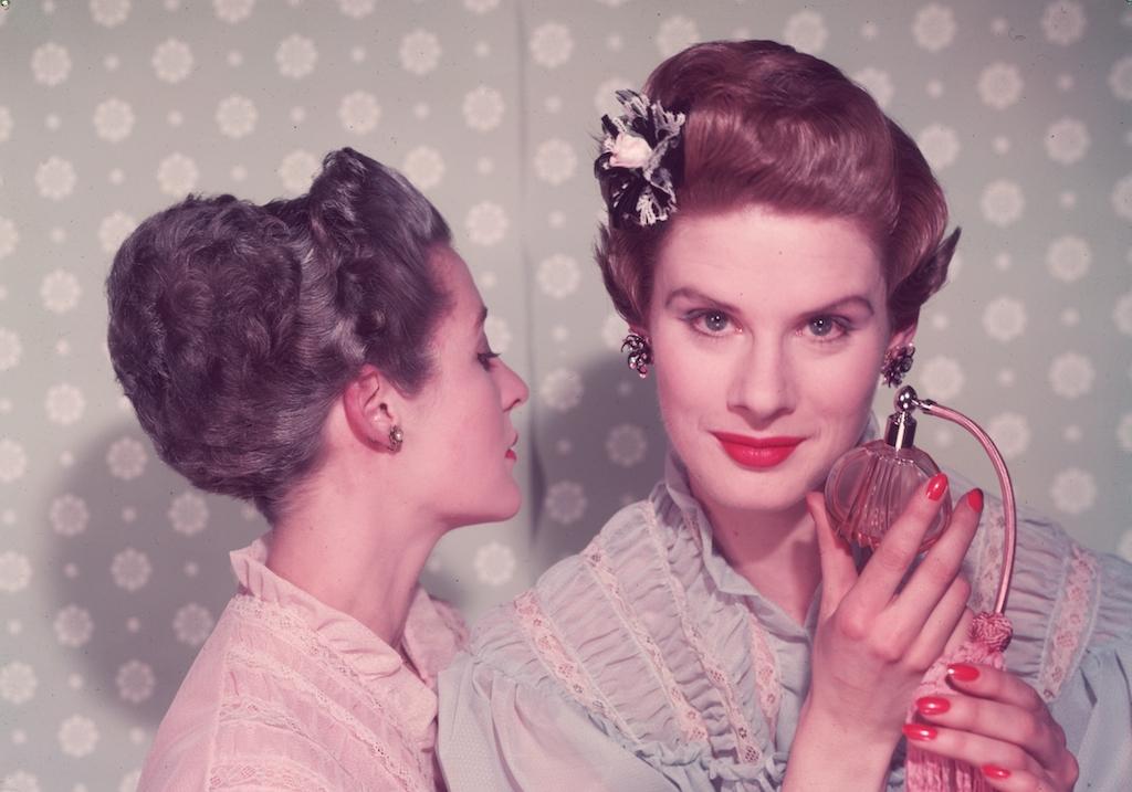 Perfumes clásicos para mujer vintage