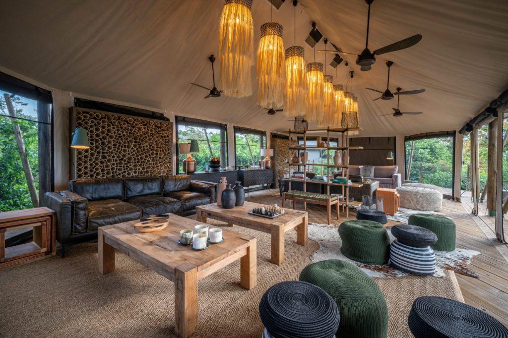 safari de lujo en áfrica