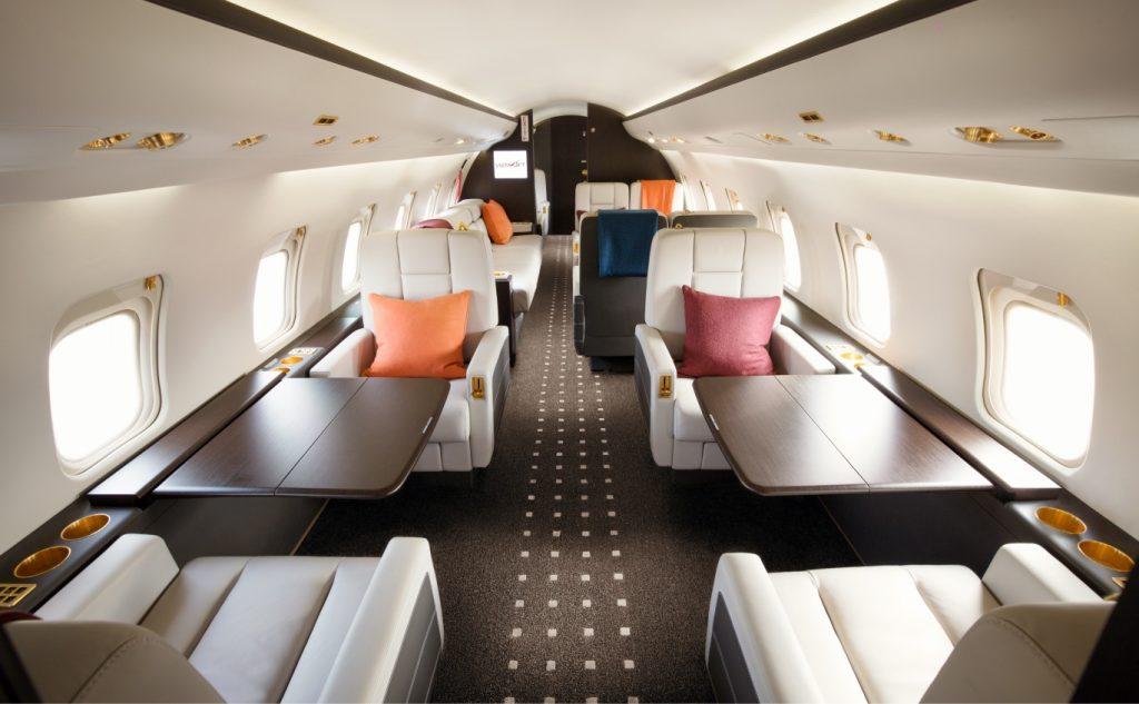 roar prive jet privado