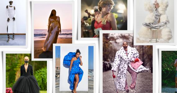 Mejores desfiles de moda 2020