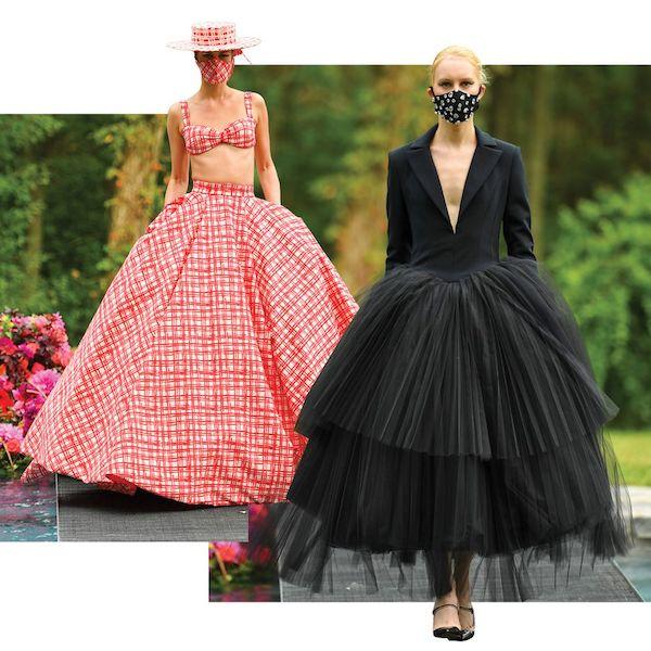 Mejores desfiles de moda 2020 Covid