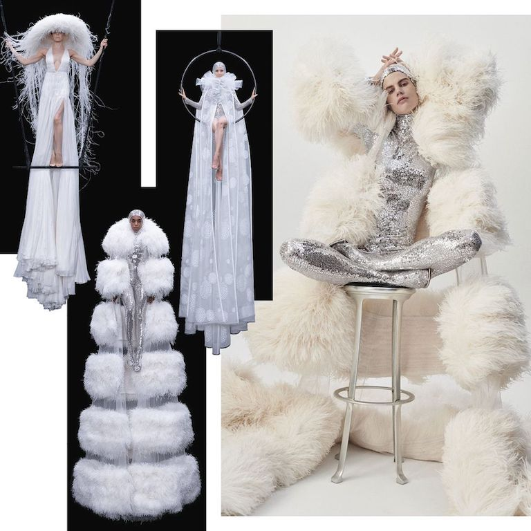 Mejores desfiles de moda 2020 Valentino