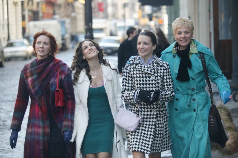 sex and the city feminista