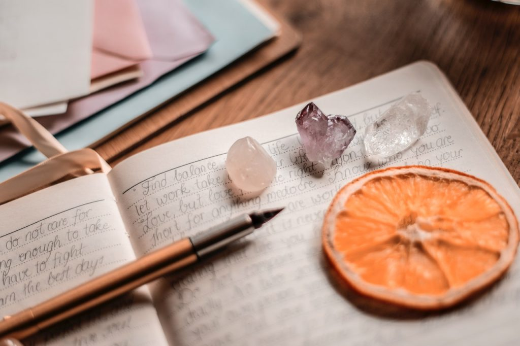 cristales para estrés