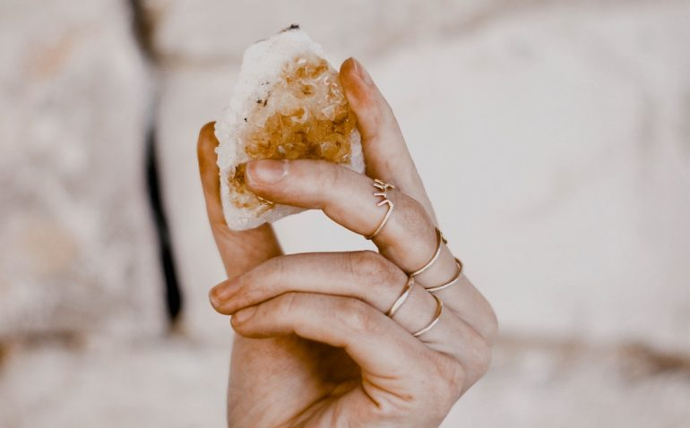 Cristales y cuarzos para eliminar estrés