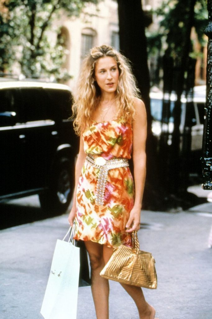 looks de carrie bradshaw